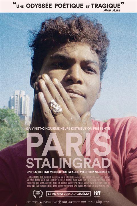 Paris Stalingrad - affiche du film